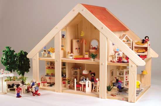 ドール ハウス 木製